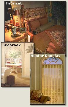 Wallcoverings, Fabrics and Window Treatments